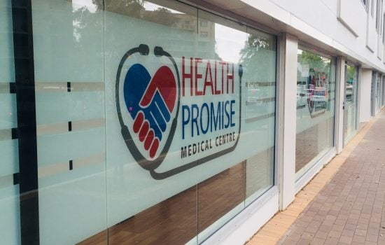 health promise medical centre, mosman from bull and bear projects