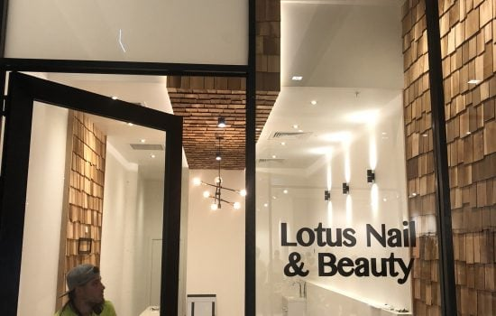lotus nail & beauty from bull and bear projects