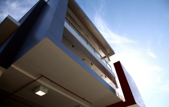 heath square h2, charlestown nsw exterior exterior design by bull and bear projects